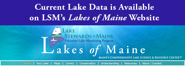 2017 Maine lakes data