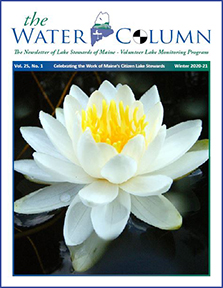 The Water Column Winter 2020-21 Cover